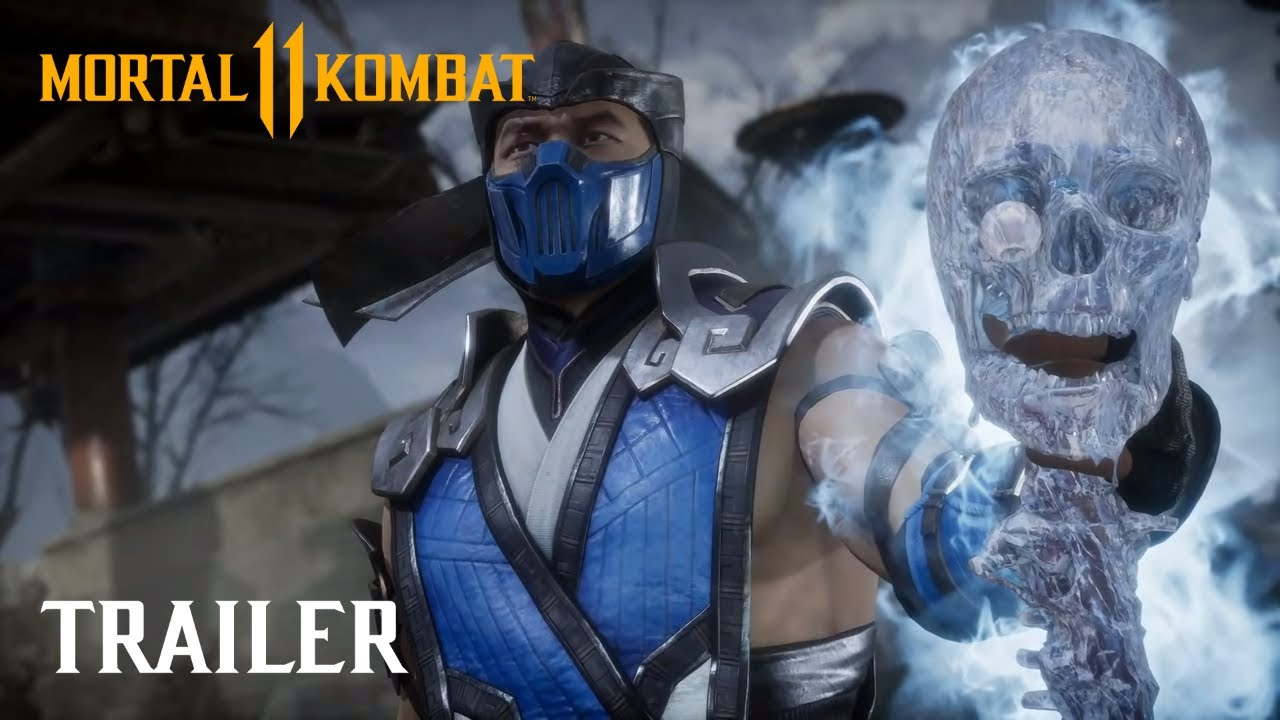 Mortal Kombat 11 – Official Gameplay Reveal Trailer
